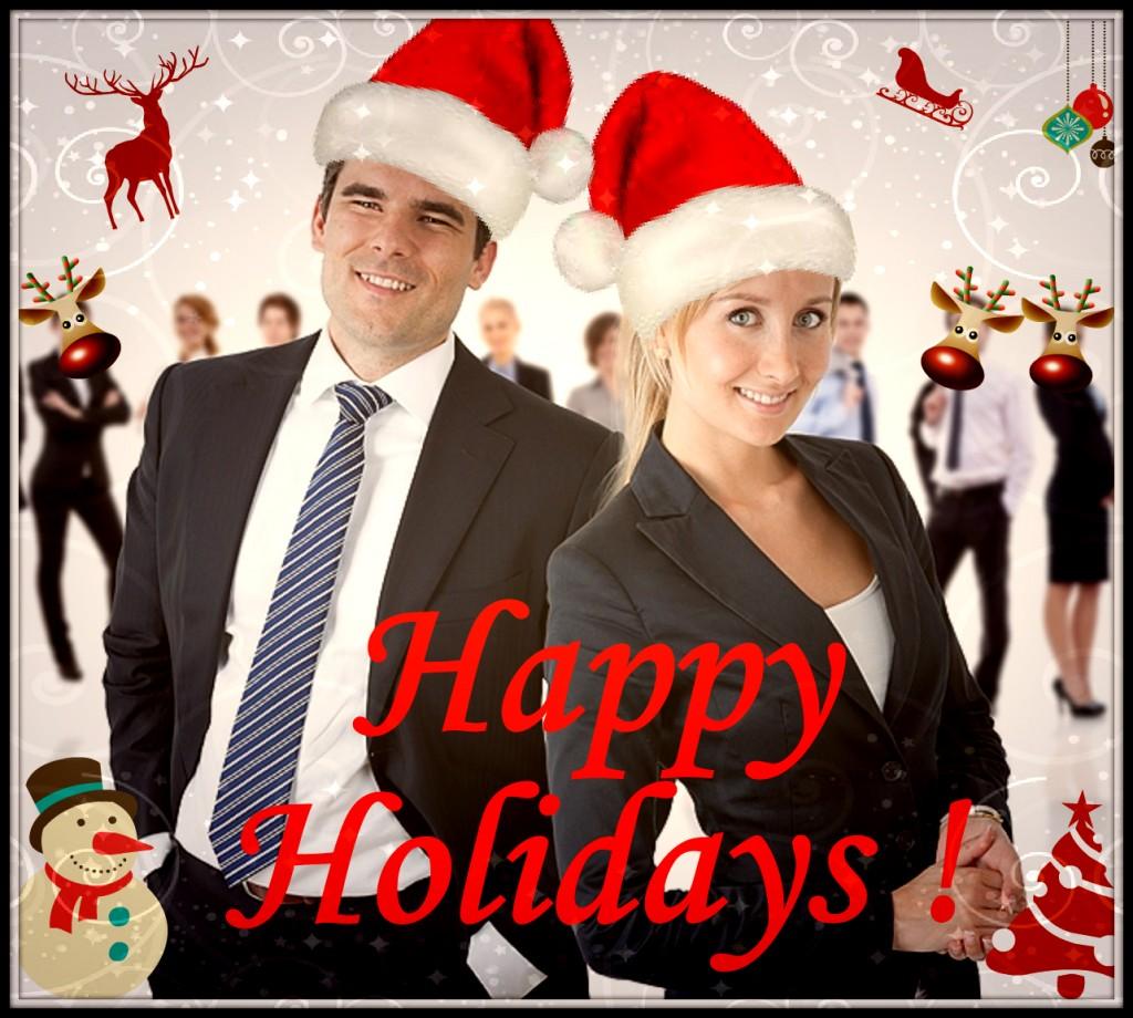 Happy Holidays Blaak Selectie